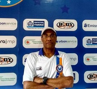 Técnico Luiz Antônio, Itaboraí (Foto: Divulgação/ Itaboraí)