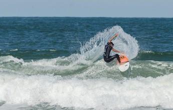 21º A Tribuna de Surfe Colegial é confirmado para novembro