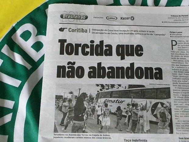 """BLOG: Blogueiros do GE participarão do AtleTiba em """"Tempo Real"""""""