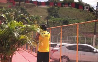 Após reunião, Matos garante que Victor Ramos permanece no Vitória