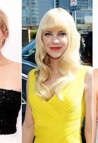 Batom vermelho, unhas decoradas... Veja o que bombou entre as famosas no Emmy 2013