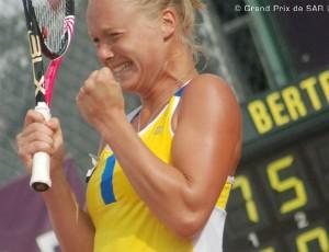 Kiki Bertens Marrocos (Foto: WTA)
