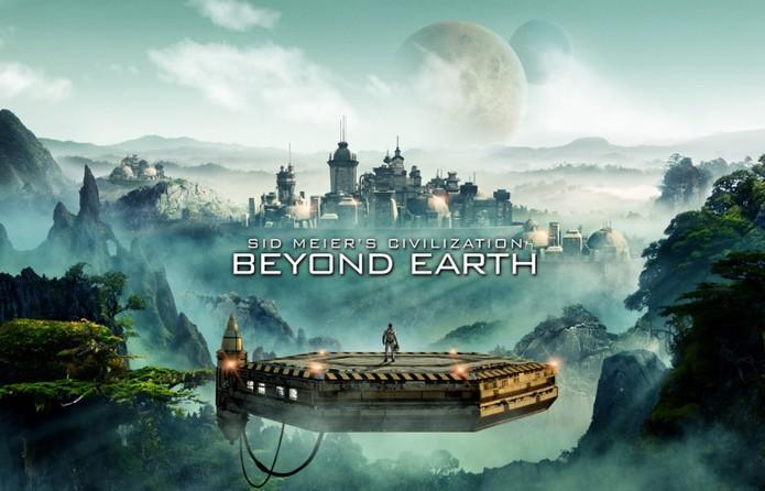 Civilization: Beyond Earth tem belos cenários para jogar (Foto: Divulgação)