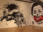 'Arte Favela' está aberta em BH