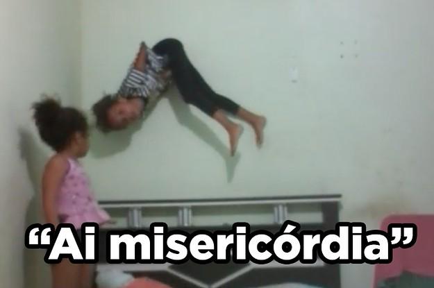 """Ai misericórdia"" (Foto: Instagram/Reprodução)"