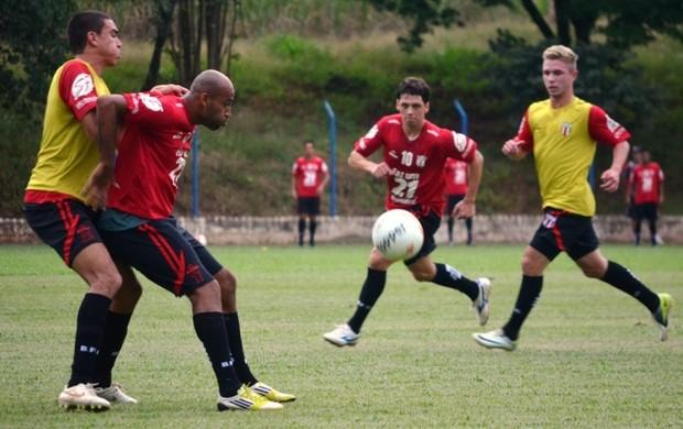 Botafogo-SP (Foto: Rogério Moroti/Ag. Botafogo)