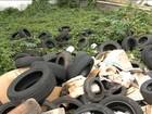 Descartar pneus de forma correta é essencial para evitar o Aedes aegypti