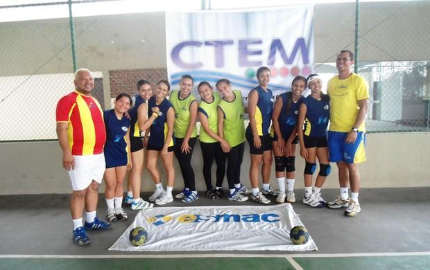 Equipe da Esmac (Foto: Divulgaçã/Esmac)