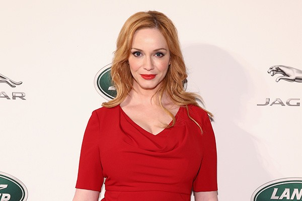 Christina Hendricks (Foto: Getty Images)
