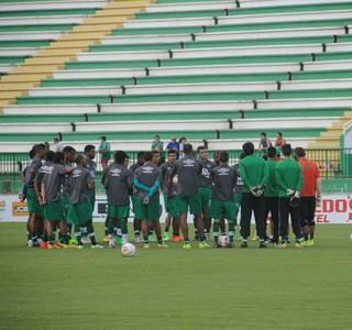 Chapecoense jogadores (Foto: Cleberson Silva/Chapecoense)