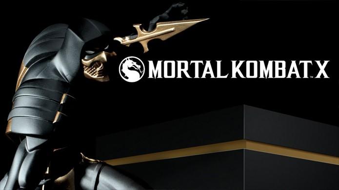 Mortal Kombat X terá duas edições de colecionador muito especiais (Foto: Reprodução/YouTube)