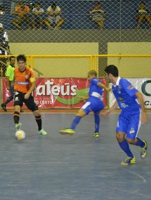 Carlos Barbosa x Real Moitense Taça Brasil Crateús (Foto: Divulgação/CBFS)
