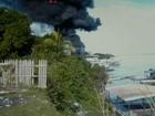 Marinha investiga possíveis causas de explosão de barco, no Amazonas