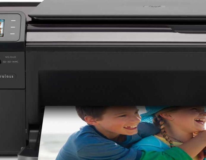 Impressoras consomem pouca energia elétrica (Foto: Divulgaç (Foto: Impressoras consomem pouca energia elétrica (Foto: Divulgaç)