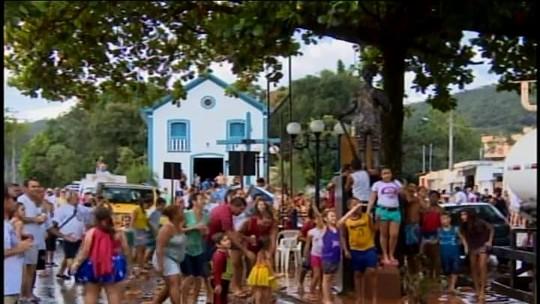 Aumento de crimes gera apelo por paz no carnaval de rua em Pitangui