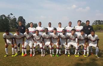 Paulista sub-20: Corinthians goleia São José, e São Paulo vence Guará