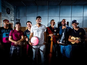 Idem é uma das bandas locais que vão promover um grande show especial no Samba Alagoas (Foto: Jonathan Lins/G1)