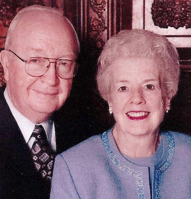 James e Billie estavam casados desde 1954 (Foto: Reprodução / Facebook)