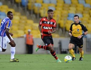 Muralha, Flamengo x Madureira (Foto: Alexandre Vidal/Fla Imagem)