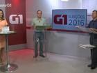 Candidatos à Prefeitura de Niterói discutem propostas em debate do G1