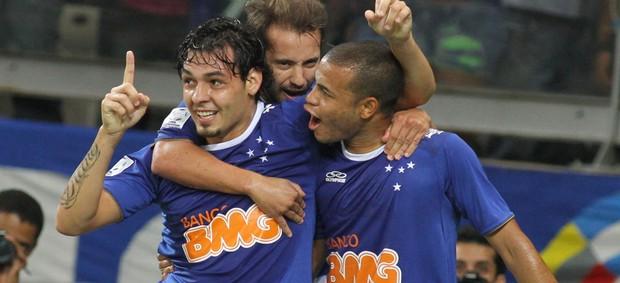 gol Cruzeiro (Foto: EFE)