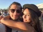Bruno Gissoni se declara para Yanna Lavigne: 'Te amo, mãezinha'
