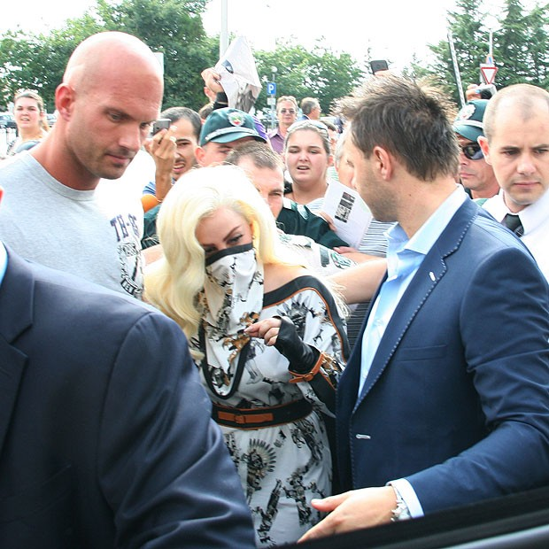 Lady Gaga (Foto: Splash News)