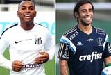 """Vilaron vê """"média baixa"""" de Valdivia na final e exalta o papel de Robinho"""