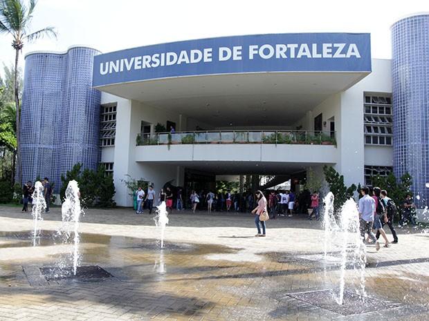 Os cursos de Administração, Comércio Exterior, Farmácia, Fisioterapia e Publicidade e Propaganda receberam nota máxima do Guia do Estudante (Foto: Ares Soares/Unifor)