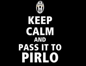 Bordão de vídeo do Juventus com Pirlo