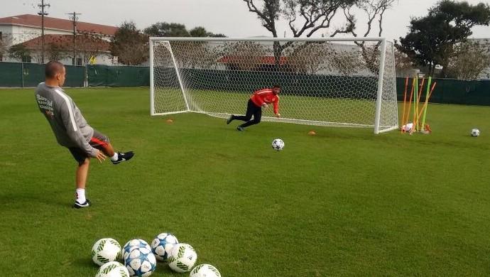 Daniel Pavan Alisson Inter Estados Unidos Torneio da Flórida (Foto: Divulgação/Inter)