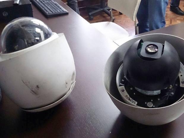 Prefeitura prevê instalação de novas câmeras de monitoramento (Foto: Orion Pires/G1)