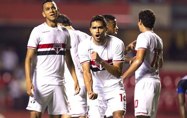 Alan Kardec, em boa fase, é esperança de gols para o Tricolor Paulista (Foto: Agência EFE / reprodução globoesporte.com)