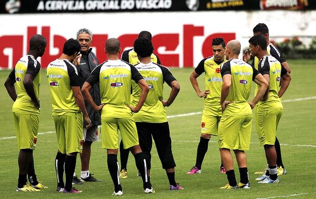 Gaúcho treino Vasco (Foto: Cezar Loureiro / Agência O Globo)