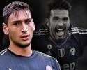 O velho e o moço: Juve x Milan põe Buffon e Donnarumma frente à frente