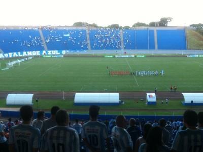 Londrina Rio Branco-PR (Foto: Eduardo Lhamas/RPC)