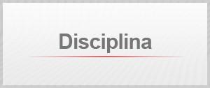 Selo Disciplina (Foto: G1)