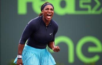 Serena desiste de jogar em Madri, e Teliana encara top 20 na estreia