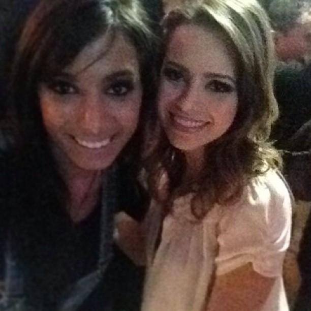 Anitta e Sandy (Foto: Instagram/ Reprodução)