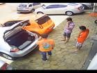 Homens 'sequestram' vendedor e furtam carro durante test-drive no DF