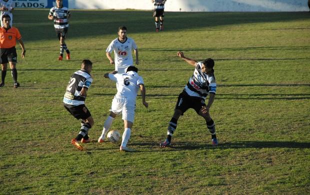 Independente XV de Piracicaba Copa Paulista (Foto: Fernando Galvão / XV de Piracicaba)