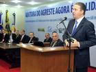 Em PE, governo lança edital para primeira etapa da Adutora do Agreste