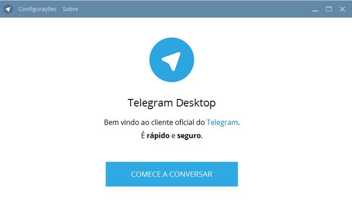 Telegram no PC: como usar a versão web do bate-papo no desktop (Foto: Divulgação/Telegram)