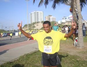 Adelson Alves, campeão da Corrida 400 anos de São Luís (Foto: Zeca Soares/G1)