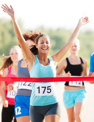 Corrida atletas correndo euatleta  (Foto: Getty Images)