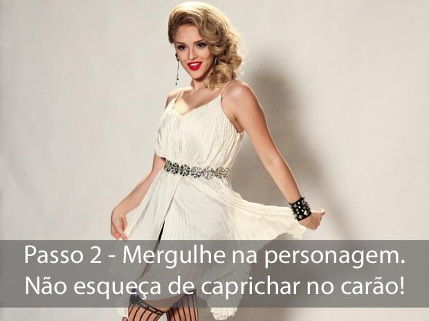 Megan 2 (Foto: Geração Brasil / TV Globo)