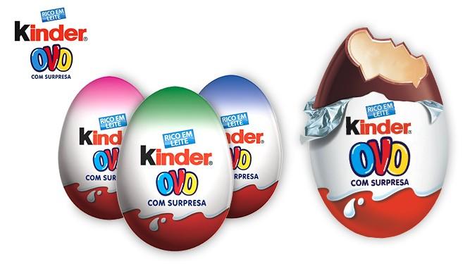Kinder Ovo (Foto: Divulgação)