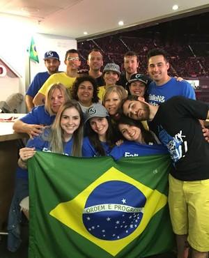 famílias da SK Gaming CS:GO (Foto: Clicia Oliveira)
