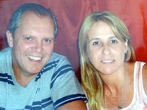 Carlos Roberto Presotto e Reseneia Regina Campion Presotto - Piracicaba (Foto: Fernanda Zanetti/G1)
