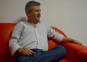 José Natal, o Natalzinho, explica que atletas da casa são prioridade (Foto: Lauane Sena)